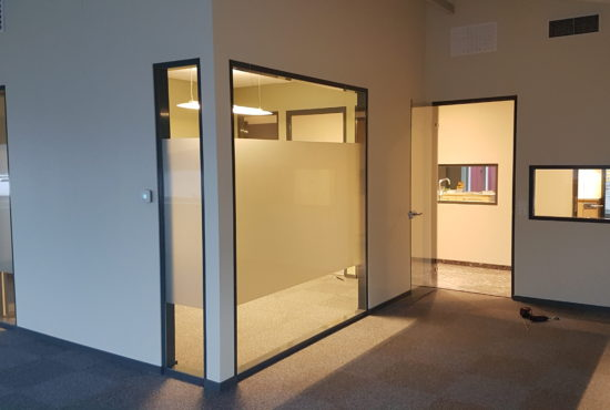 office-glass-swing-door