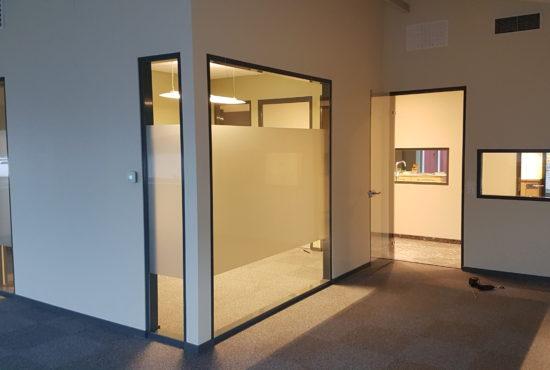office-glass-swing-door