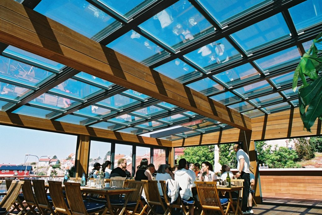 References Glass Roofs From Bentech